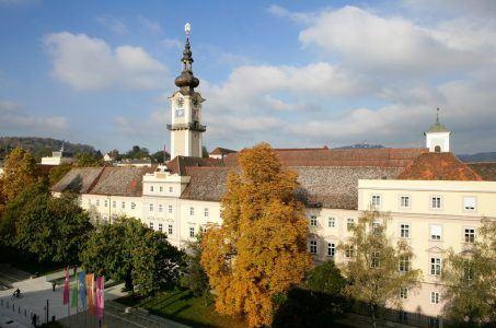 Landhaus Linz Oberösterreich