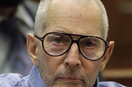 Robert Durst vor Gericht