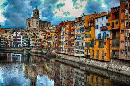 Girona, Stadt in Spanien, Katalonien