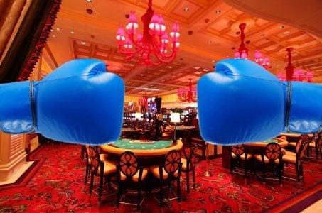 Boxhandschuhe, Casino