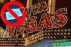 Viva Vegas Maske Verbotsschild