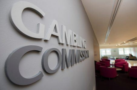 Logo UK Gambling Commission