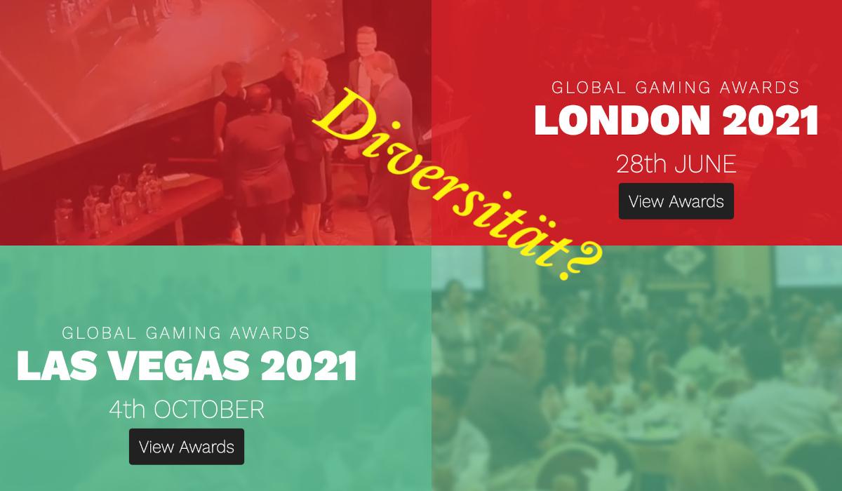 Global Gaming Awards Diversität