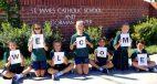 Schüler St. James Catholic School Torrance