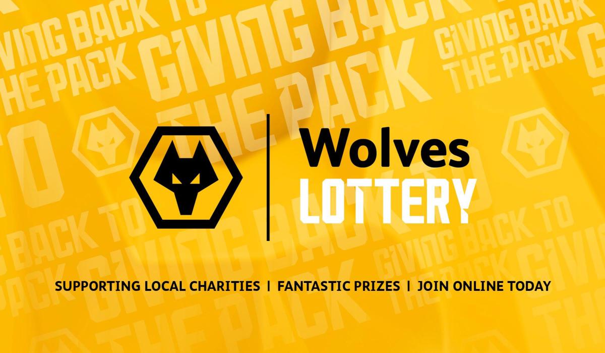 Logo Wolves Lottery