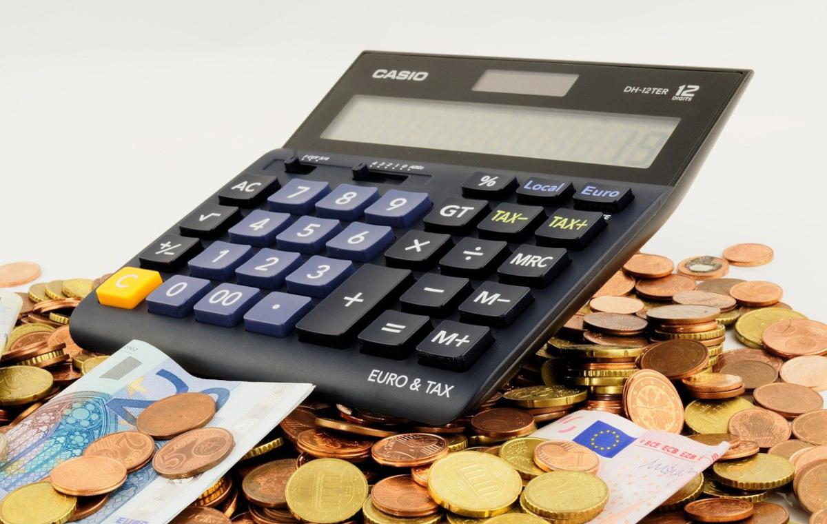 Taschenrechner Geld