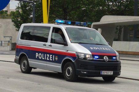 Polizeiwagen Österreich