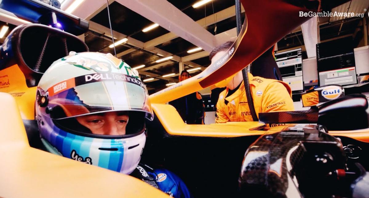Formel-1 Daniel Ricciardo