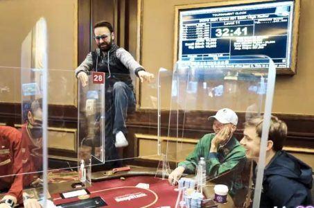 Daniel Negreanu, Spieltisch, Pokerspieler