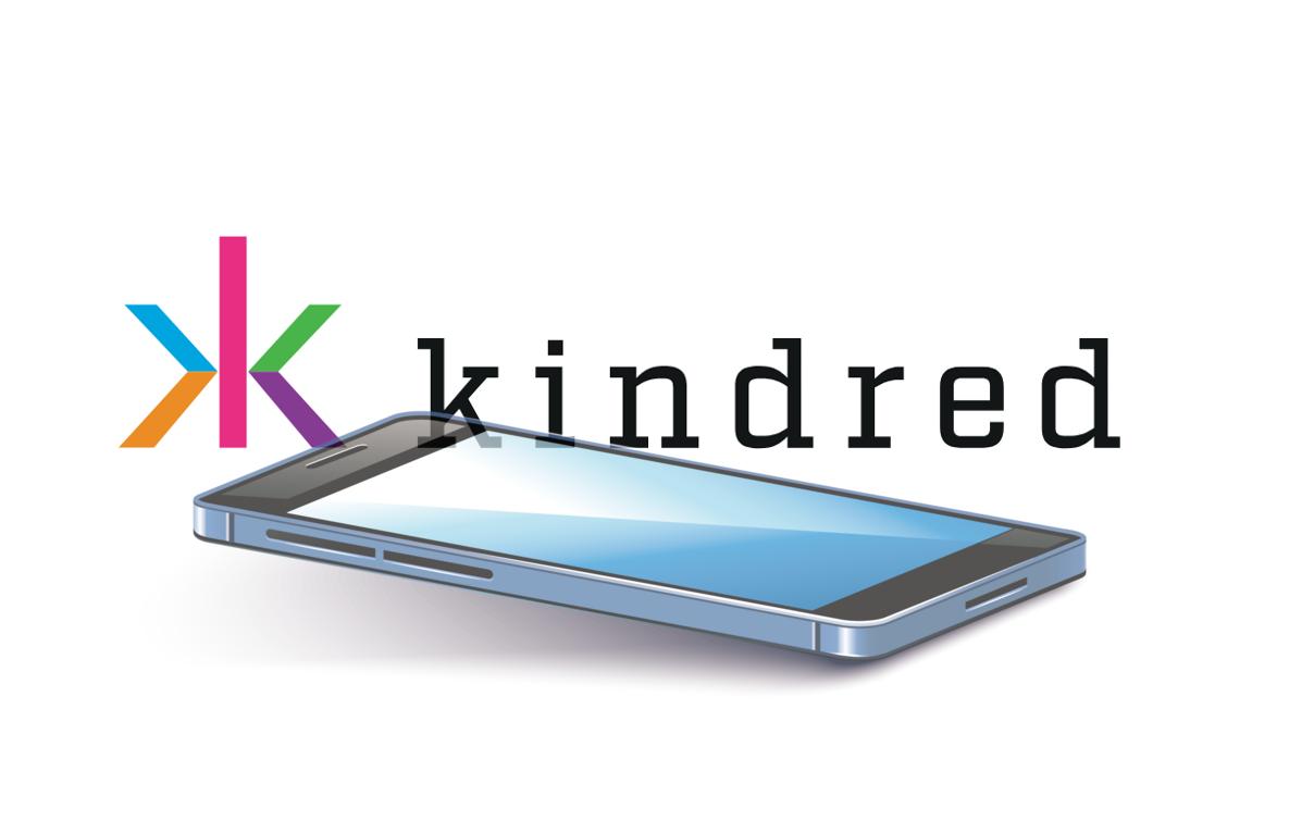 Kindred Group Logo, Smartphone