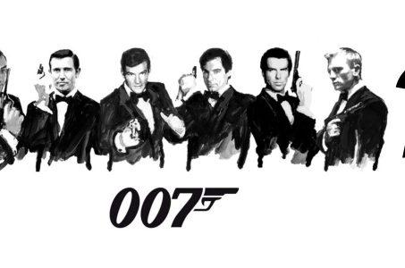 Bond-Darsteller Fragezeichen