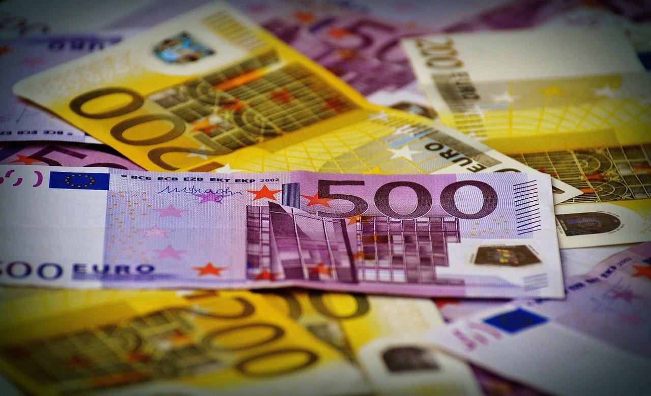 Geldscheine 200 500 Euro