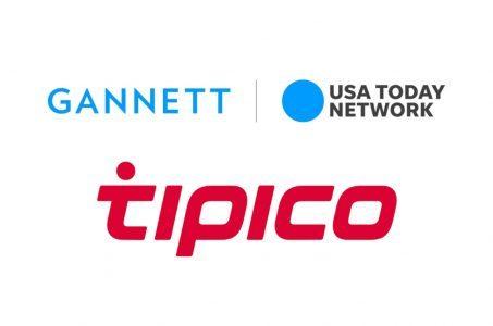 Logo Gannett Tipico