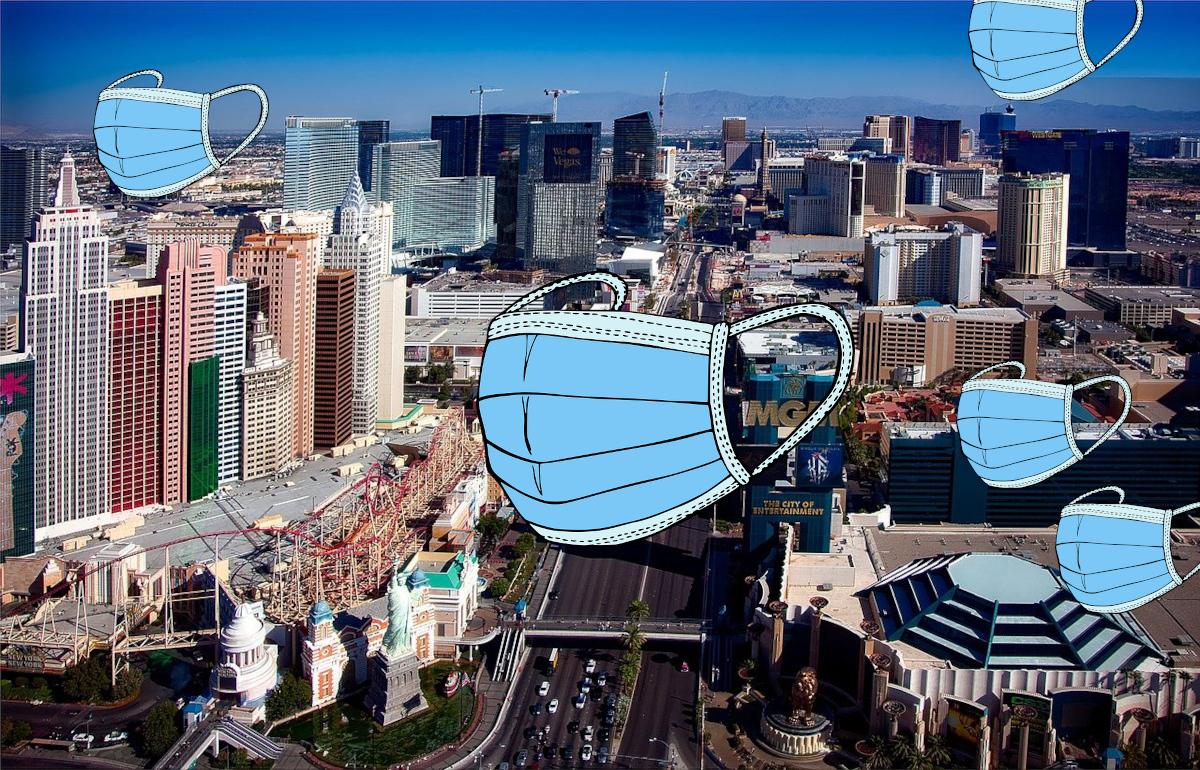Las Vegas Masken