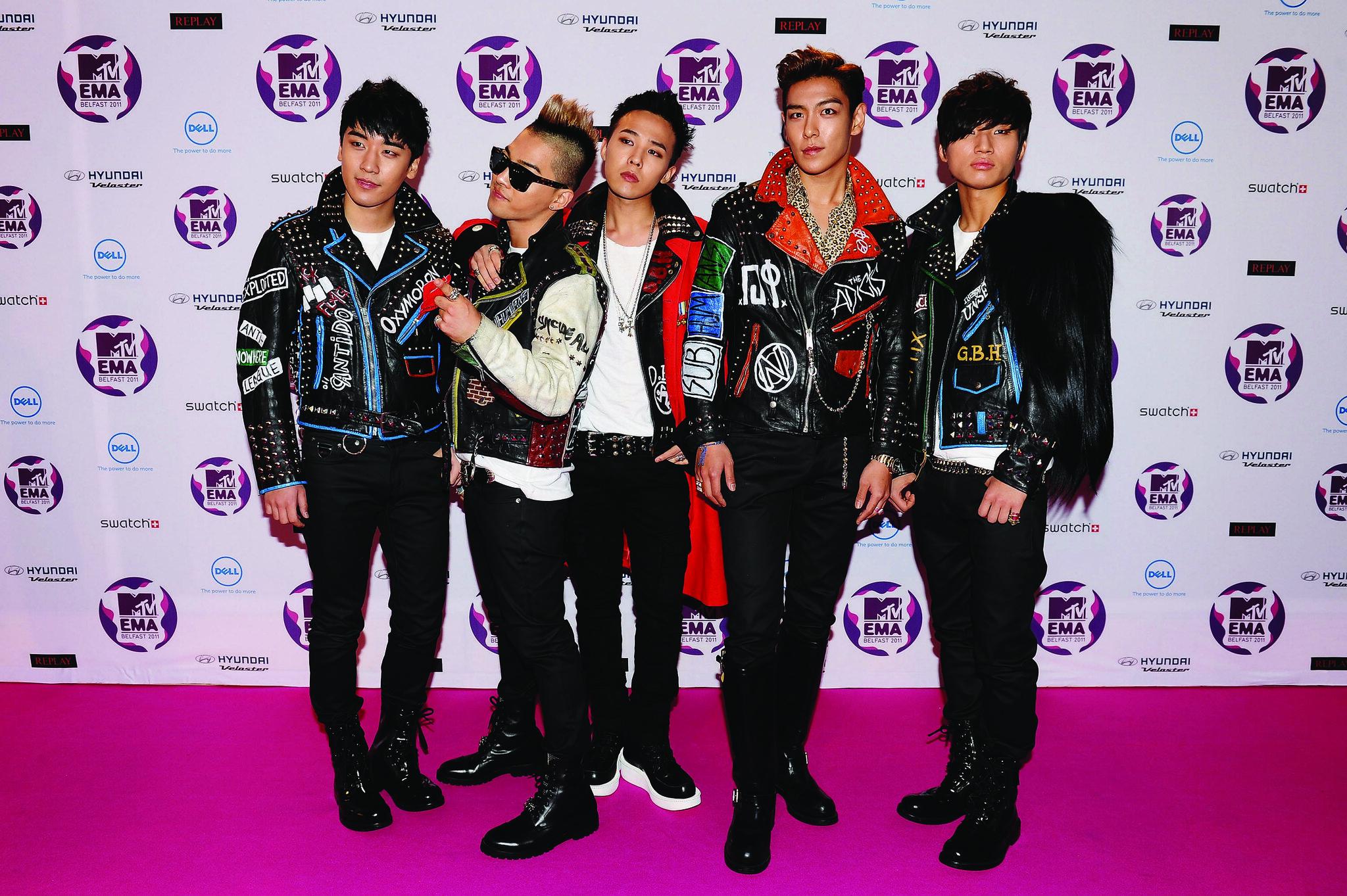 K-Pop Big Bang Seungri 2011