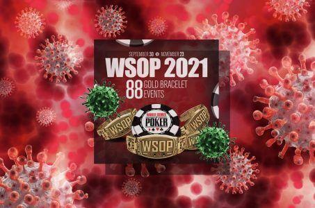 Logo WSOP 2021, Viren