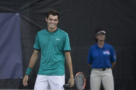 Tennisprofi Taylor Fritz