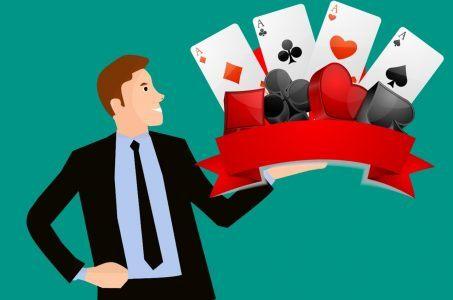 Mann, Spielkarten