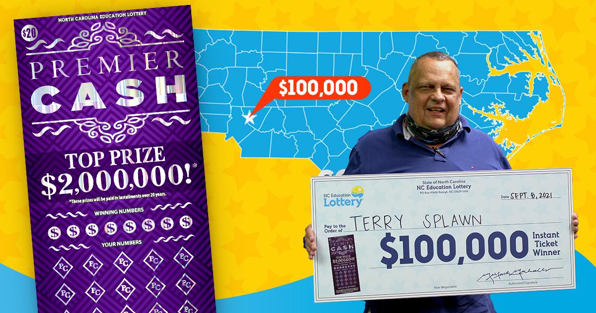 Terry Splawn Lotterie