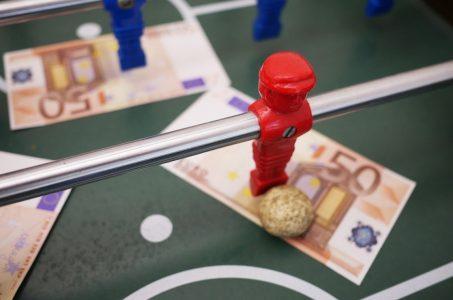 Tip Kick Euroscheine