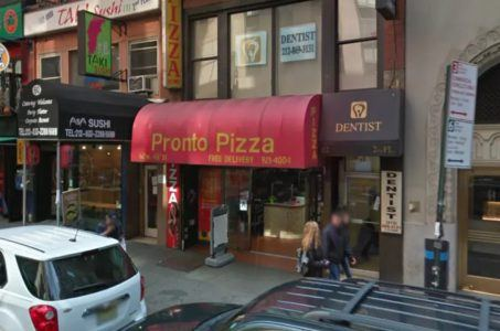 Pizza Pronto New York Shopansicht