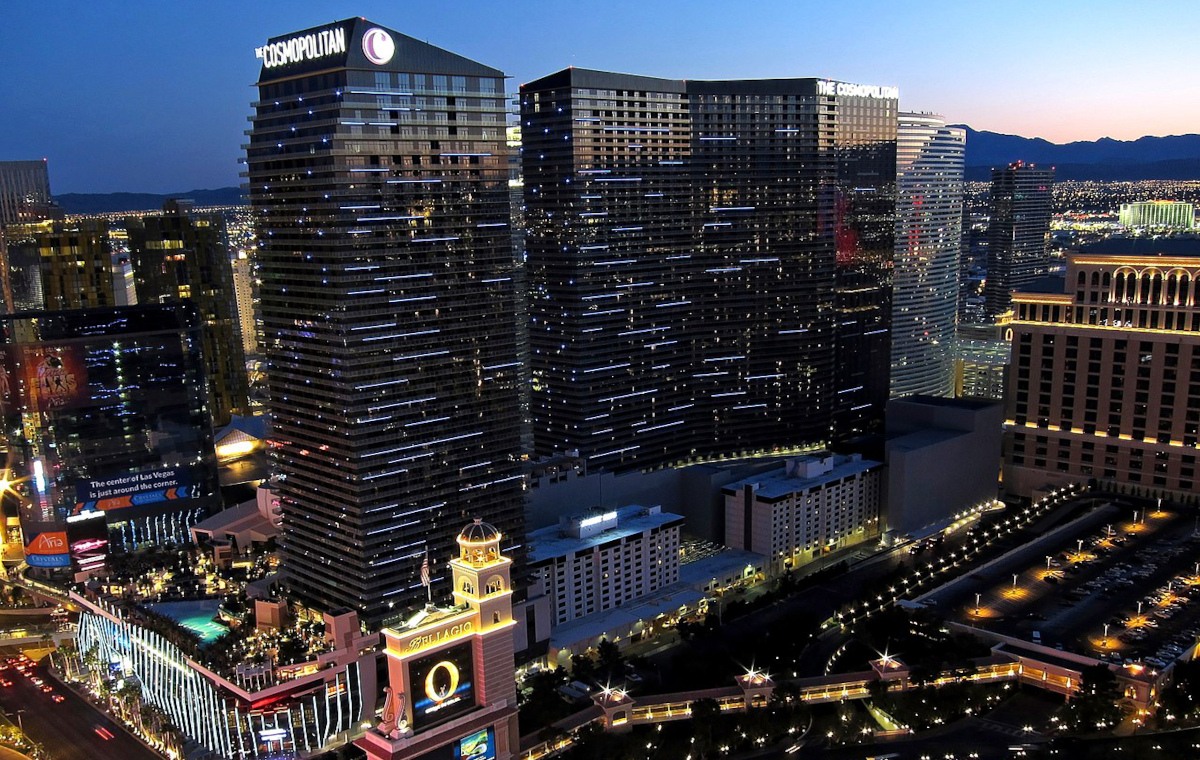 Cosmopolitan Hotel Casino