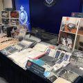 Beschlagnahmungen INTERPOL Hongkong