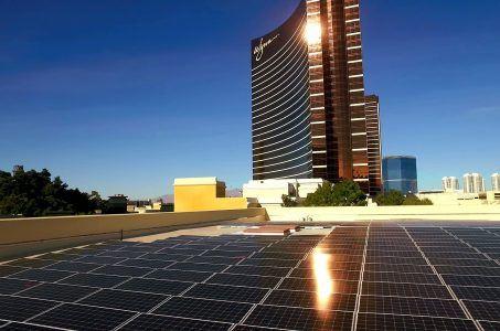Gebäude, Solaranlage