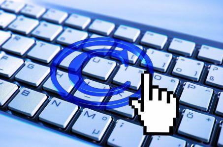 Tastatur, Copyright