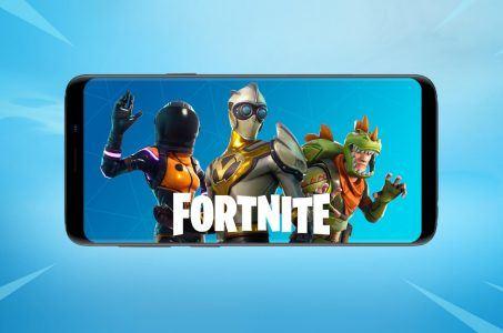 Smartphone, Fortnite, Figuren