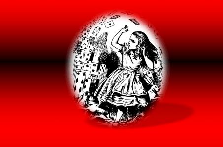 Alice, Spielkarten