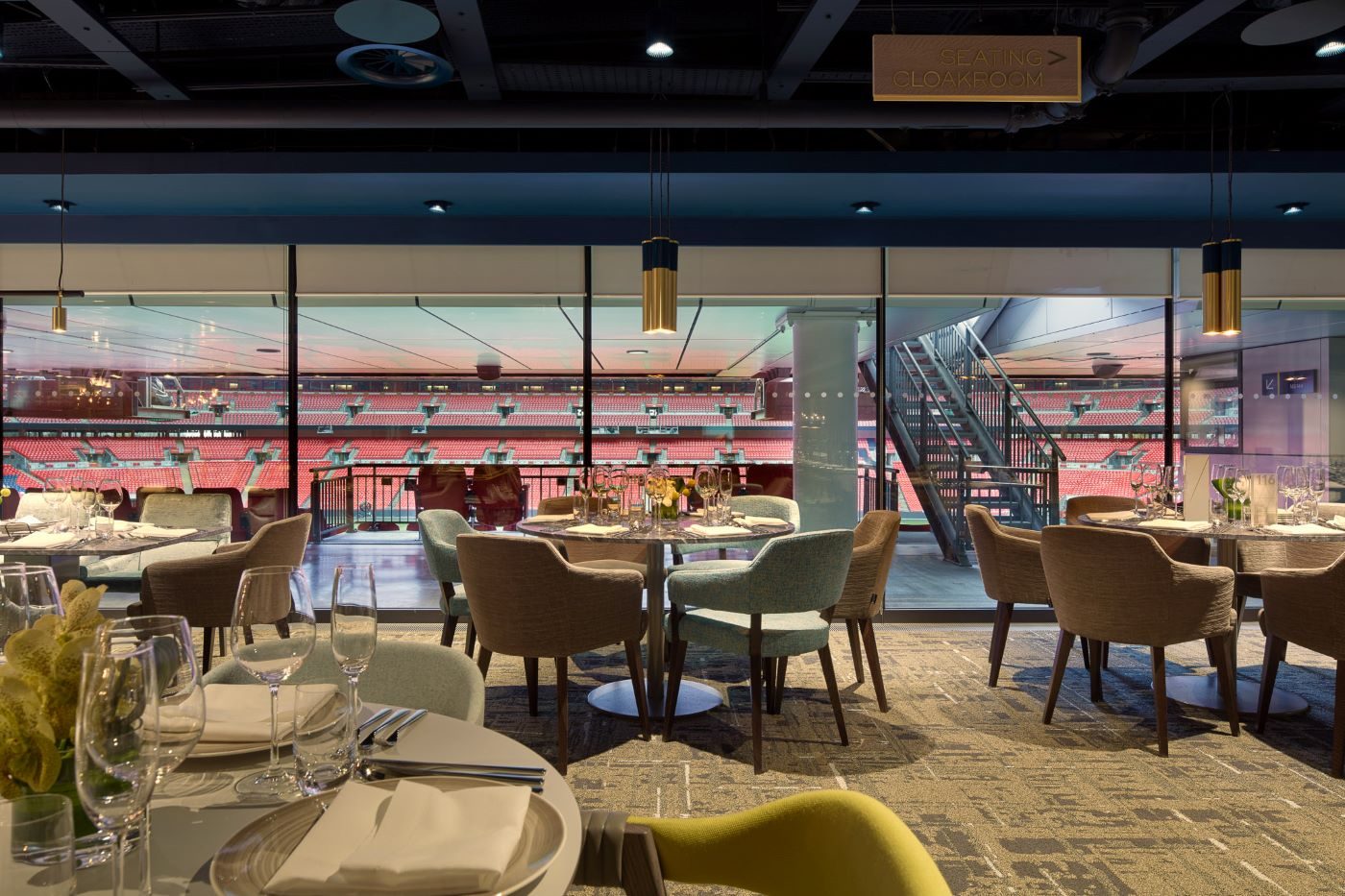 VIP-Lounge Wembleystadium