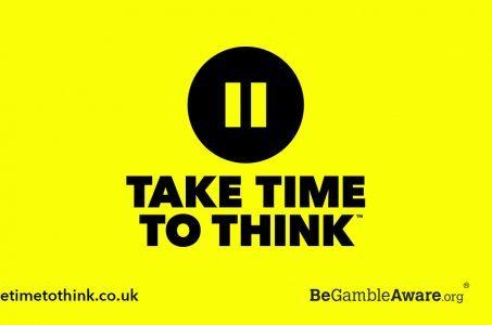 Take Time To Think Kampagne Logo