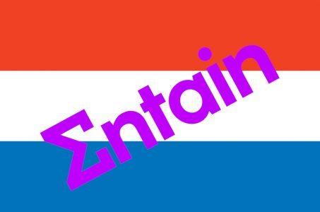 Niederlande Fahne Entain