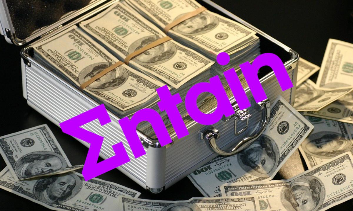 Dollarscheine Koffer Entain
