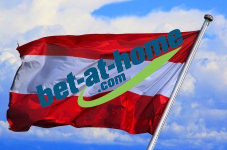 Fahne Österreich Logo bet-at-home
