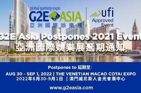 G2E Asia Twitter