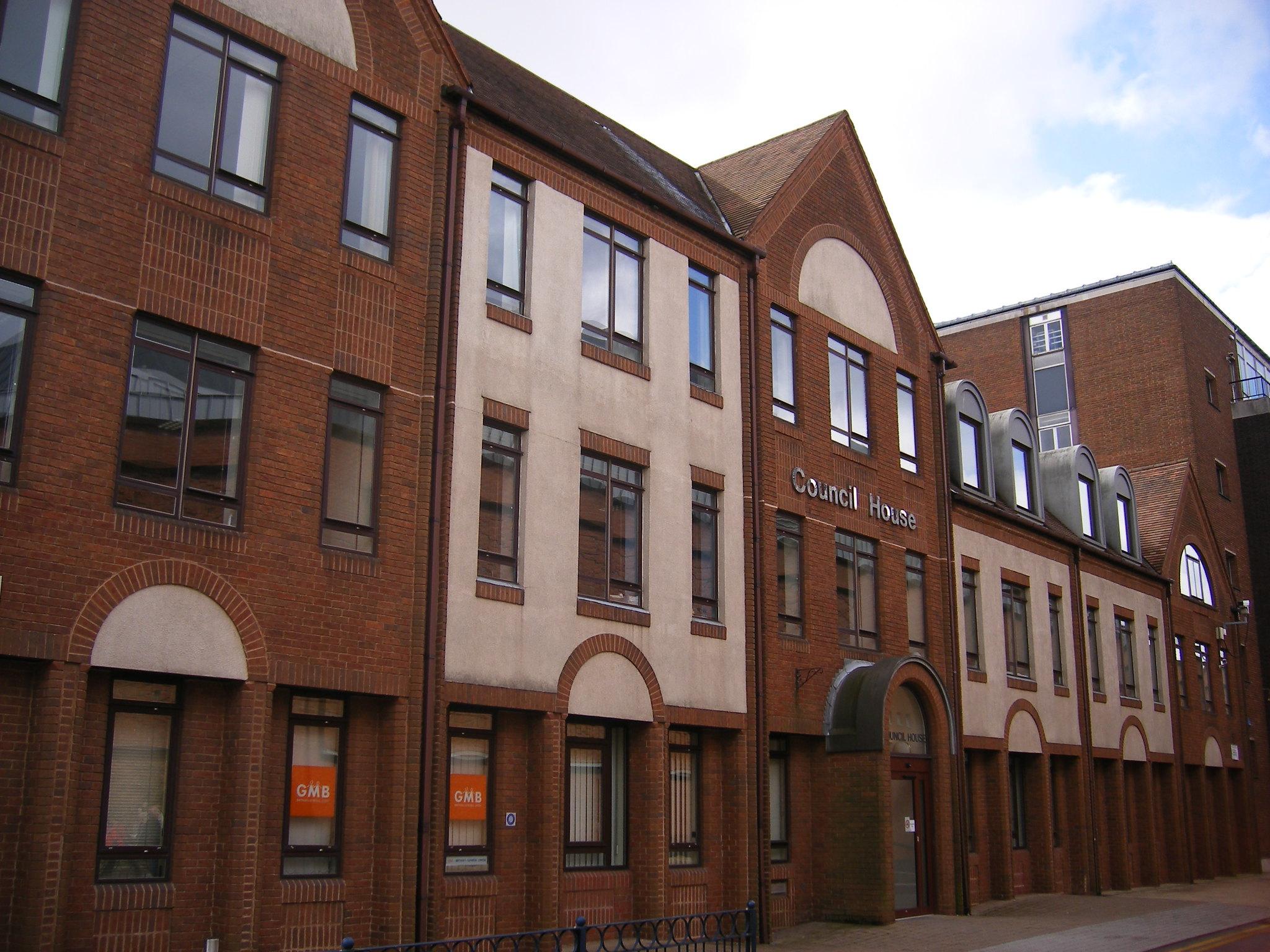 Gebäude, Straße