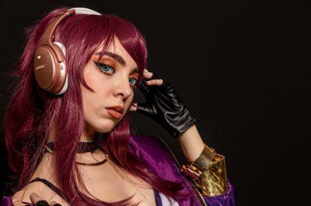 Frau, Cosplay, Gaming