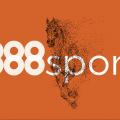 888sport Logo, Pferd