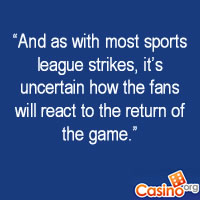 NHL strike