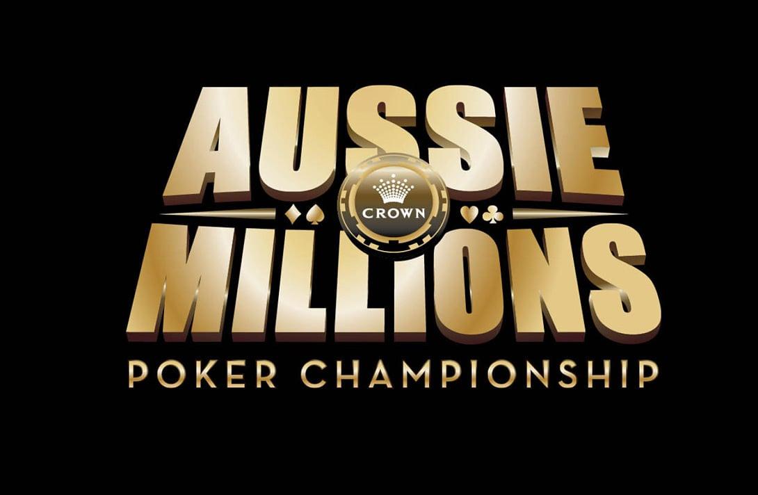 Aussie Millions 2013 logo