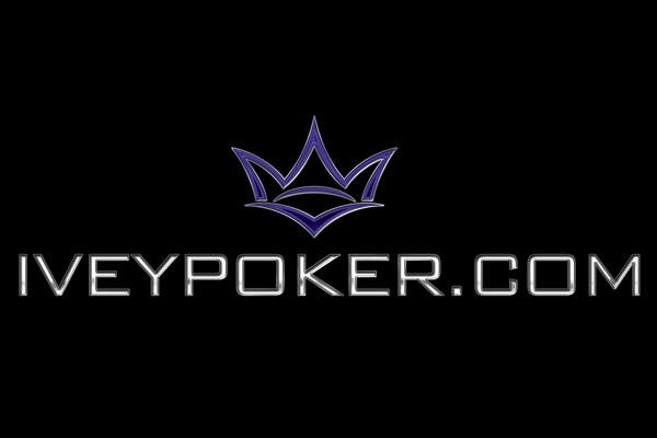 ivey poker logo