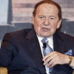 Adelson Gets Camera-Shy in Court, Asks for Ban