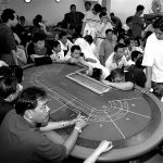 Thai Gambling Den Raid Goes Amok