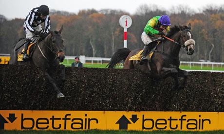 Betfair horseracing