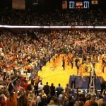 Mohegan Sun Wants Tournament Basketball; NCAA Objects