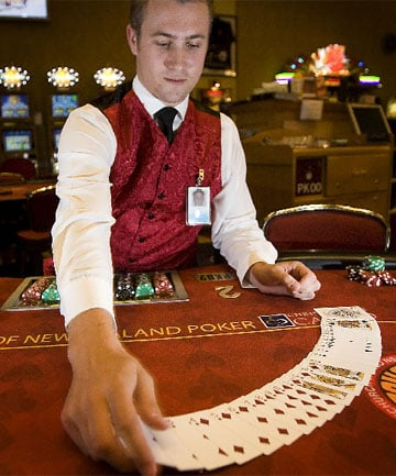 job im casino