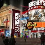 Sugar, Sugar: Oversized Hershey Candy Icons Coming to Las Vegas Strip