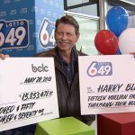 Lottery Winner Harry Black Doesn't Have Any Money For You